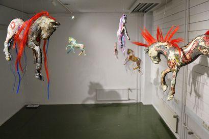 Näyttely: Ilmestyskirjan uusi tuleminen