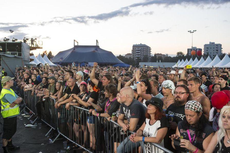 Qstock tuo Kuusisaareen yli 60 artistia, jotka esiintyvät kuudella eri lavalla.