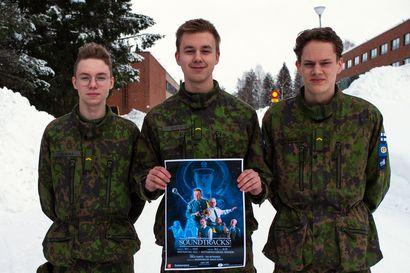 Sotilassoittokunta vie viikonloppuna elokuvasävelmiin