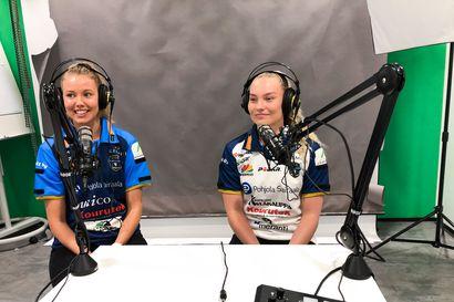 Kalevan urheilupodcastissa ennakoidaan KeKi:n Inka Ronkaisen ja Linda Viidan kanssa perjantaina alkavaa naisten Superpesistä – Kuuntele jakso täältä