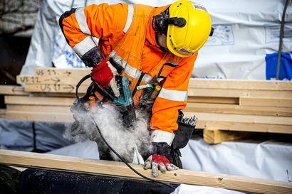 """Omakotitalojen rakentaminen käy kuumana Rovaniemellä – """"Oma talo pientaloalueelta tuntuu houkuttelevan"""""""
