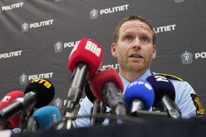 Norjan poliisi: Kongsbergin surmatyöt tehtiin teräaseella, ei jousella