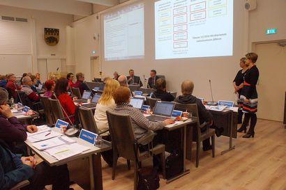 Säästöjä saadaan uutta kehittämällä – Oulunkaaren järjestämissopimus puhutti valtuustoa