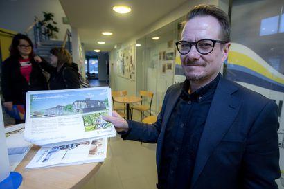 Sata suunnitteilla olevaa asuntoa kaipaa sijoittajaa tai asukasta Pyhäjoella
