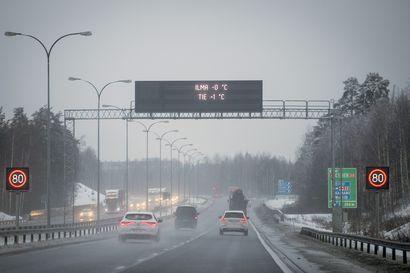 Pohjantien Iskon eritasoliittymien parannustyöt etenevät, kiertotie poistuu ja uusi ramppi tulee käyttöön – Oulu-Kemi -välin parannusurakan loppu häämöttää