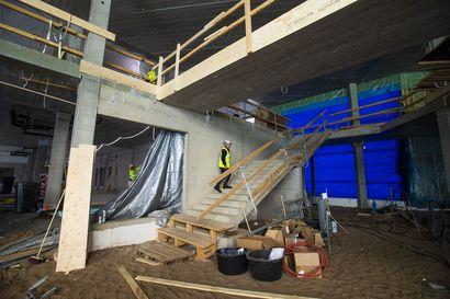 Uusi monitoimi-koulukeskus Vihannissa alkaa saada hahmoa: Hulppea koulu on kelpo vetonaula uusille asukkaille