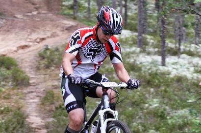 Patrik Appel pyöräili 74 kertaa Oukulle – nousumetrejä kertyi saman verran kuin olisi noussut Mount Everestille