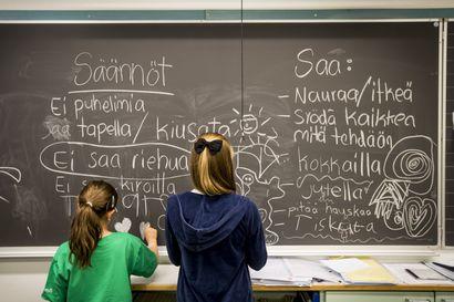 """Puheenaihe: Onko koululla tarpeeksi keinoja puuttua kiusaamiseen? """"Rehtorien ja opettajien mahdollisuutta kiusaajan rankaisemiseen pitää merkittävästi lisätä"""""""