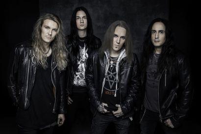 Children of Bodomista tunnetun Alexi Laihon uusi bändi Teatrialle