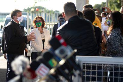 Brasiliassa korkein oikeus julkaisi Bolsonaron törkypuheista videon, joka tukee rikostutkintaa presidentin toimista