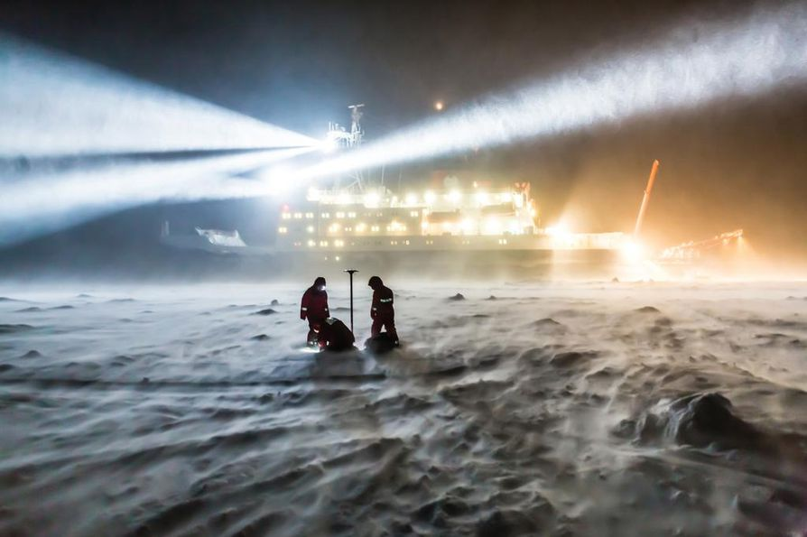 Talvi on napa-alueella vaikeaa aikaa, joten tutkimustietoa äärimmäisen pohjoisen oloista kaikkein kylmimpään aikaan on olemassa vain vähän.