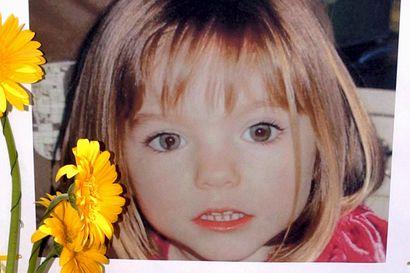 Uusi epäilty Madeleine McCannin katoamisessa – kolmevuotias katosi 13 vuotta sitten Portugalissa