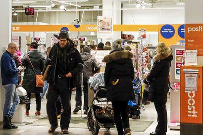 Revontulen posti sulkee ovensa tänään Rovaniemellä –keskustan postipalvelut hoidetaan jatkossa Pohjolankadun R-kioskilla