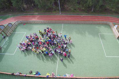 Sporttileiri tuo lapset eri puolilta Lappia liikkumaan yhdessä