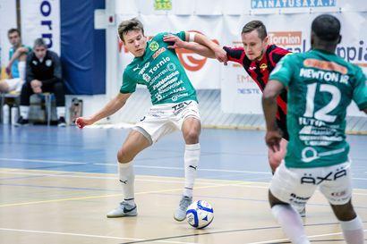 Iiro Vanha siirtyy ToPV:sta Akaa Futsaliin