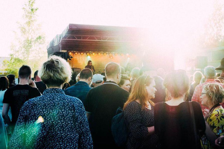 Pikipop on vakiinnuttanut paikkansa Oulun kesätapahtumissa. Festivaalia juhlitaan nyt kuudennen kerran.