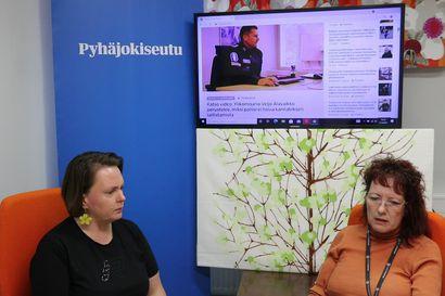 Kahen Kahavit: Mondo ja kannabis puhuttavat Pyhäjokiseudun toimituksessa