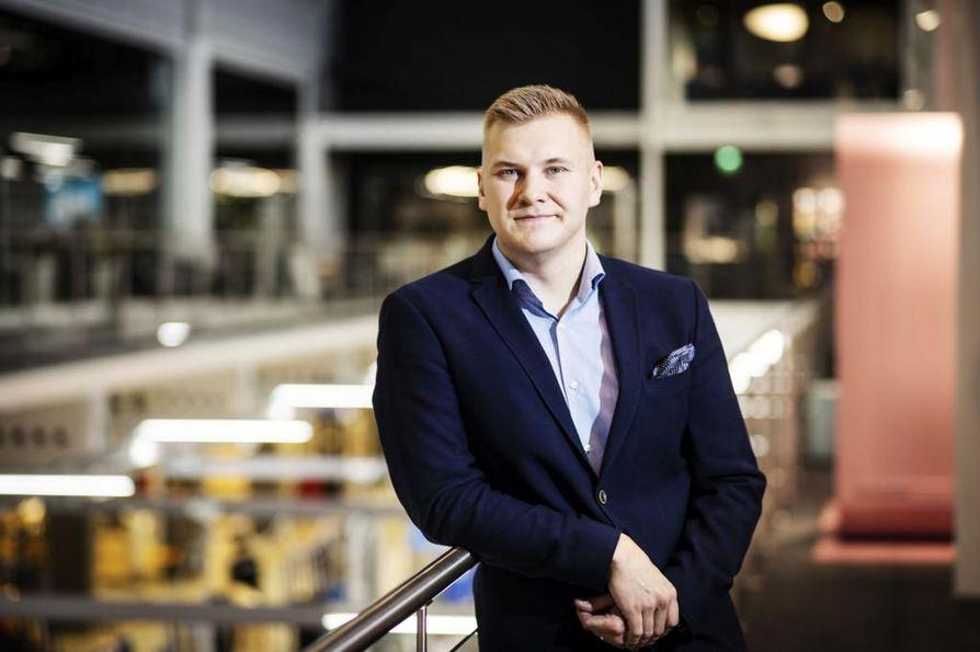 Meluisiin toimistoihin asennettavia puhelinkoppeja valmistavan Frameryn toinen perustaja Samu Hällfors nousi viime vuonna Suomen 11. suurituloisimmaksi.