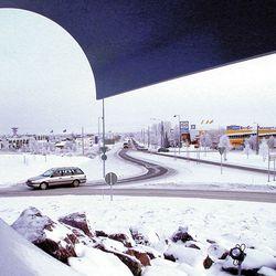 Muistatko miltä Kuusamon Torangissa näytti ennen markettien rakentamista? Katso kuvat tästä -ennen ja nyt!