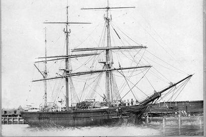 Purjelaivakauden merimiehet näkivät työmatkoillaan maailman ihmeitä