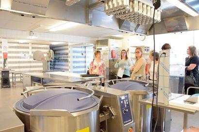 Köökin toimintamallia uudistetaan – remontin jälkeen useampi toimija voi työskennellä Rimmin tiloissa yhtäaikaa