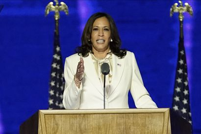"""Biden ja Harris lupasivat voitonpuheissaan kitkeä systeemisen rasismin Amerikasta – """"Mustat naiset olleet demokratiamme selkäranka"""""""
