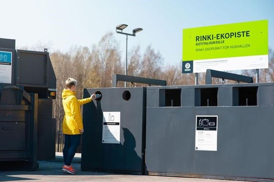 Kierrätyspiste Oulu