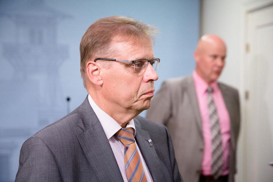 SAK:n Lauri Lyly ja STTK:n Antti Palola ovat osallistuneet työmarkkinajärjestöjen kilpailukykypaketin kasaamiseen.