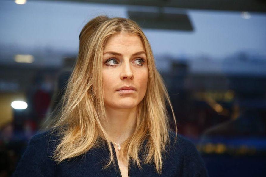 Norjalainen huippuhiihtäjä Therese Johaug jäi kiinni dopingin käytöstä viime syyskuussa.