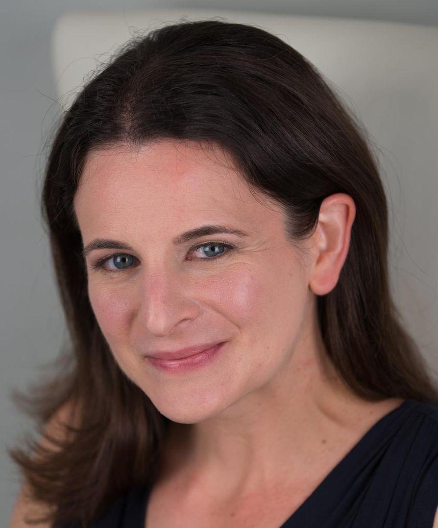 Puheenkirjoittaja Sarah Hurwitz saapuu kesäkuussa Hämeenlinnaan.