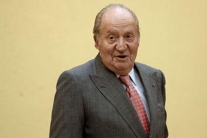 Huippusuosittu Juan Carlos ryvettyi kohuissa ja katosi – Espanjan ex-kuningas kertoi lähteneensä maasta, mutta kukaan ei tiedä minne