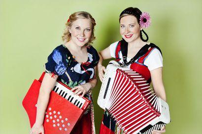 Lastenmusiikkiyhtye Mimmit kutsuu mukaan leikkiin ja tanssiin! – Esteetön konsertti lauantaina