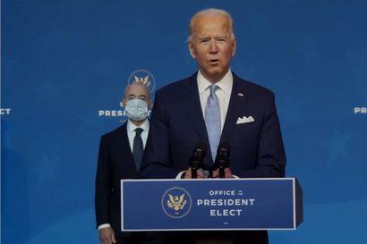 Bidenin linjanvedot lupaavat parempaa – hänenkin johtotähtensä tulee kuitenkin olemaan Yhdysvaltain edun vartiointi