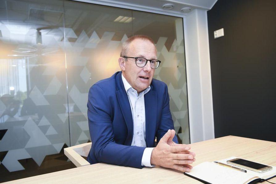 Jarkko Eloranta, SAK.