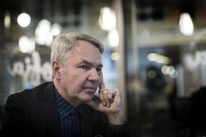 Parikka Verkkouutisille: Ulkoministeriön henkilöstön luottamus Haavistoon horjunut pahasti
