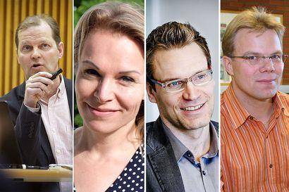 Vain muutama enää jäljellä: Nämä neljä kutsuttiin soveltuvuusarviointiin Rovaniemen kaupunginjohtajahaussa, kaupungin omat nimet tippuivat