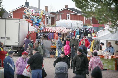 Hailuodon Siikamarkkinoilla on tarjolla ennätysmäärä paikallisia tuotteita