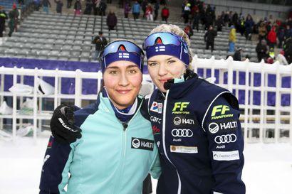 Vilma Nissinen kahdeksas nuorten MM-kilpailuissa Oberwiesenthalissa