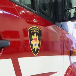 Tulitöistä karannut kipinä sytytti palonalun Kuusamossa