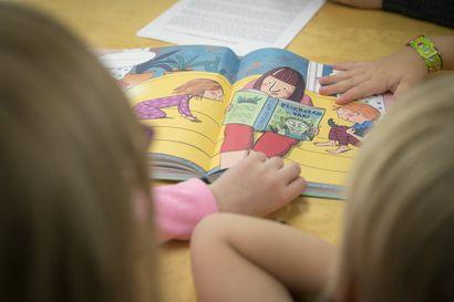Lukutaito kehittyy vain lukemalla