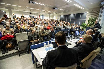 Kaupunginhallitus kasvatti Rovaniemen menoja, mutta ei esitä verojen korotusta