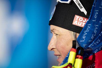 """Visa Ski Team Kemin Riitta-Liisa Roponen voitti uransa ensimmäisen MM-mitalin Oberstdorfissa 16 vuotta sitten, tiistaina hän kilpailee uudestaan samoilla laduilla – """"Tunnelma on aika erilainen"""""""