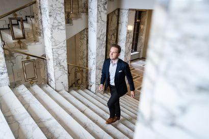 """Yleissitovuus roskiin ja tilalle paikallista sopimista, vaatii keskustan pj-ehdokas Petri Honkonen – """"Olisi pitänyt poistaa jo silloin, kun Suomi liittyi euroon"""""""