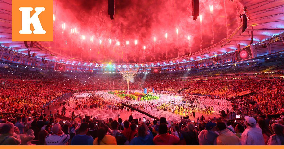 Olympialaiset Live
