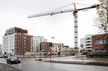 Ennuste: Asuntorakentaminen hiljenee koko maassa –Rovaniemelläkin uusien asuntojen määrä on laskenut huippuvuosista