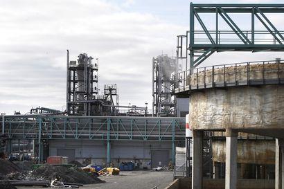 Terrafamen akkukemikaalitehtaalla Sotkamossa on todettu laaja korona-altistus