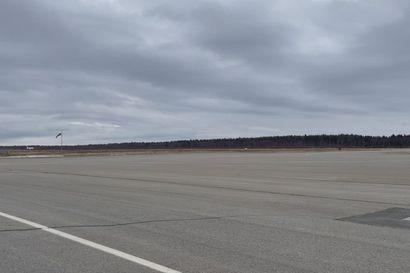 NyxAirin ensimmäinen lentovuoro Kemistä Kokkolan kautta Helsinkiin