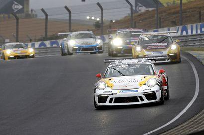 Jukka Honkavuori ei saanut toivomaansa synttärilahjaa Le Mansissa