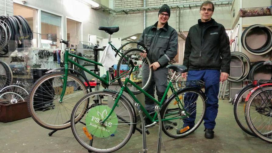 Polkupyörät Oulu