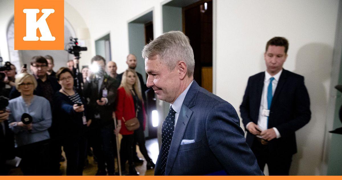 Perustuslakivaliokunta kuulee virkarikoksesta epäiltyä ulkoministeri Pekka Haavistoa ...